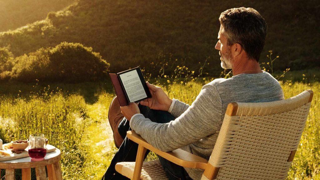 Kindle Paperwhite vs Kindle Oasis de Amazon