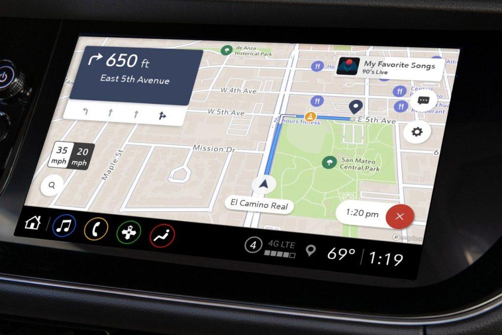 Maps+ en General Motors