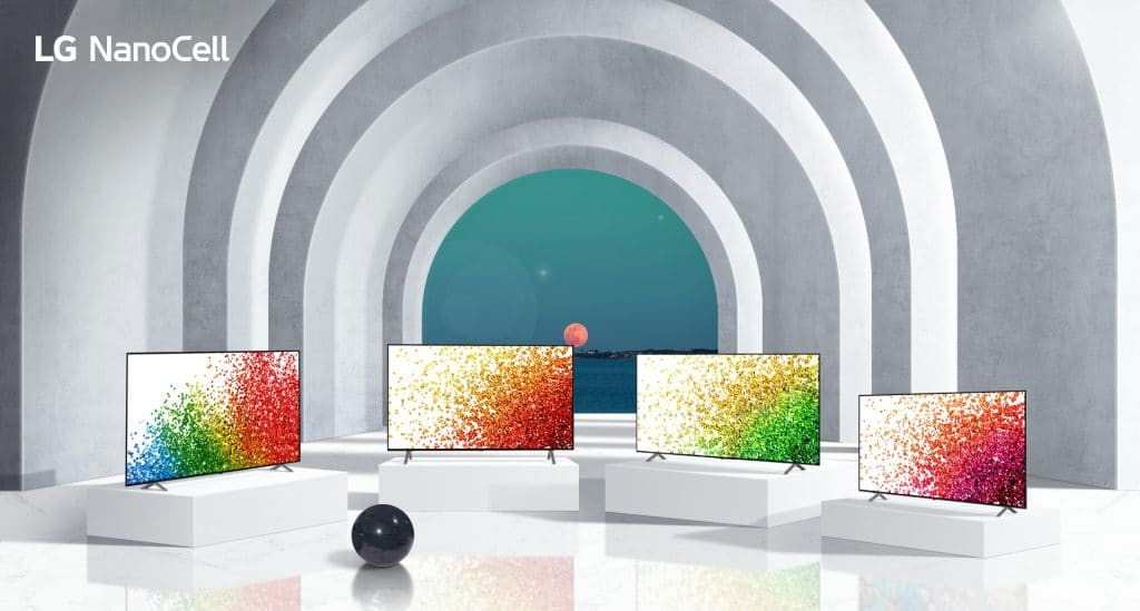 OLED EVO y Nanocell 8K