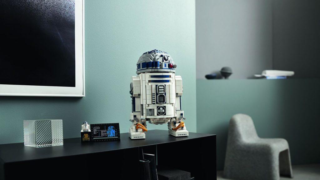 Rd-D2 Lego Star Wars