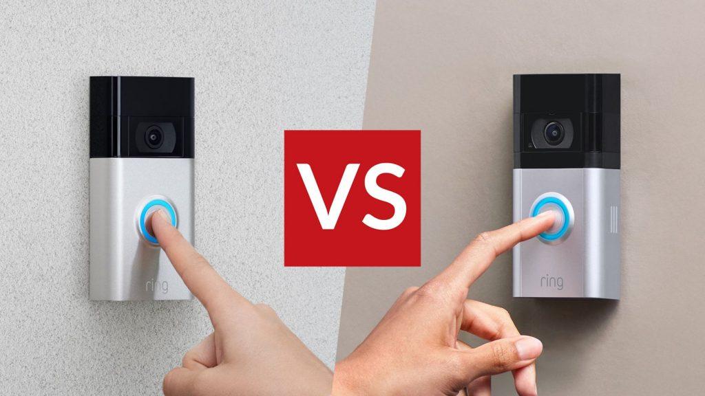 Video Doorbell 4 vs Video Doorbell 2a gen