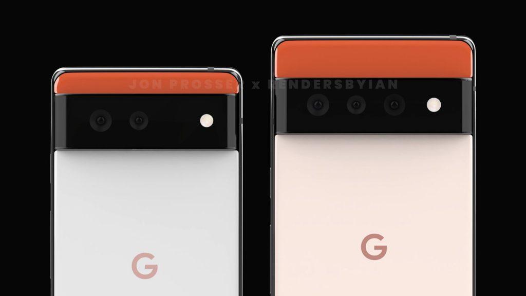 Google Pixel 6 y Pixel Plegable