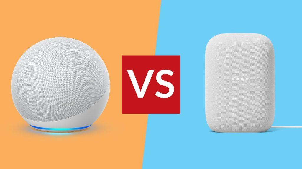 Nest Audio vs Amazon Echo