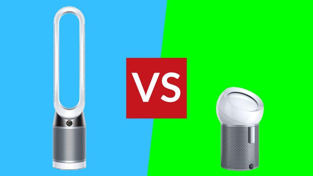 Purifier Cool vs Pure Cool Me
