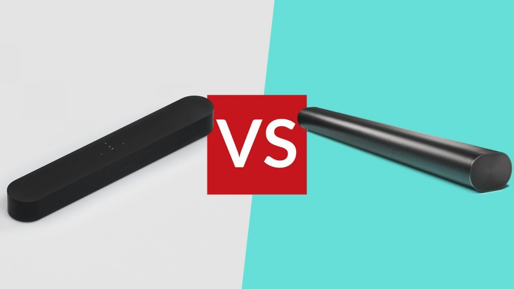 Sonos Beam vs Sonos Arc