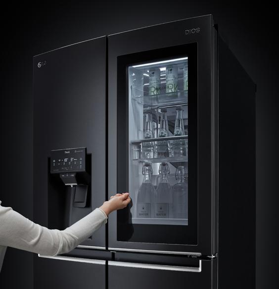 refrigerador InstaView Door-in-Door