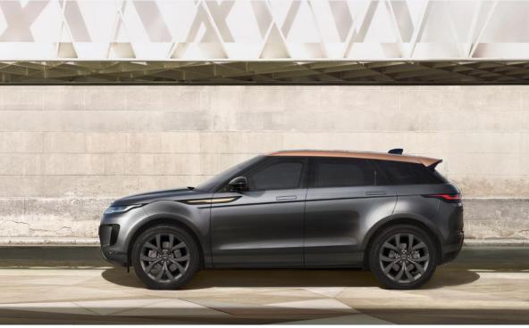 Nueva Range Rover Edición Especial Bronze Collection