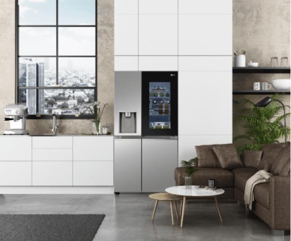 LG InstaView Door-in-Door con Craft Ice
