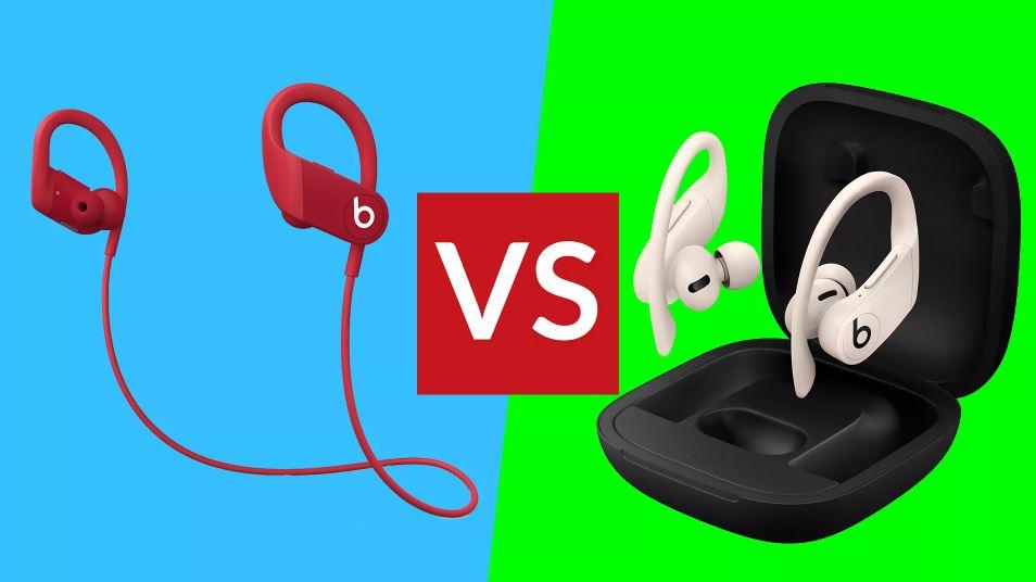 Beats Powerbeats Pro vs Beats Powerbeats 4
