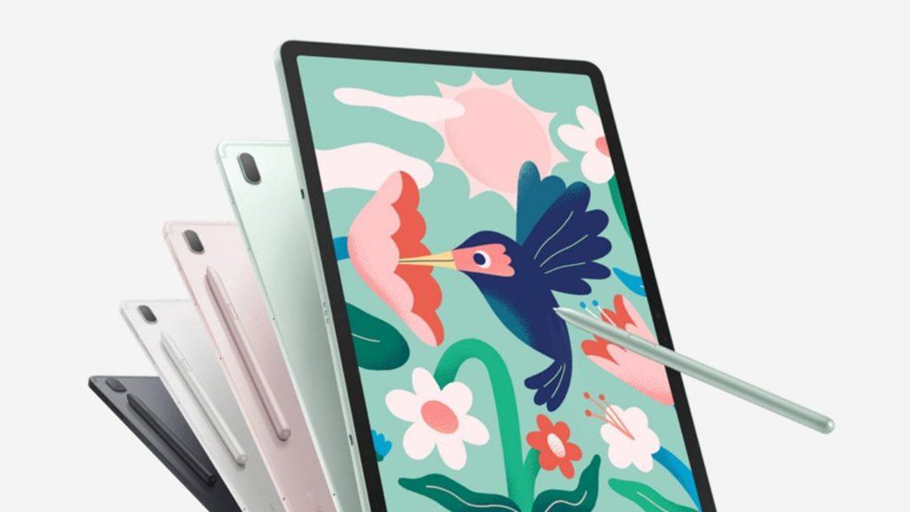 Galaxy Tab S7 FE y Galaxy Tab A7 Lite