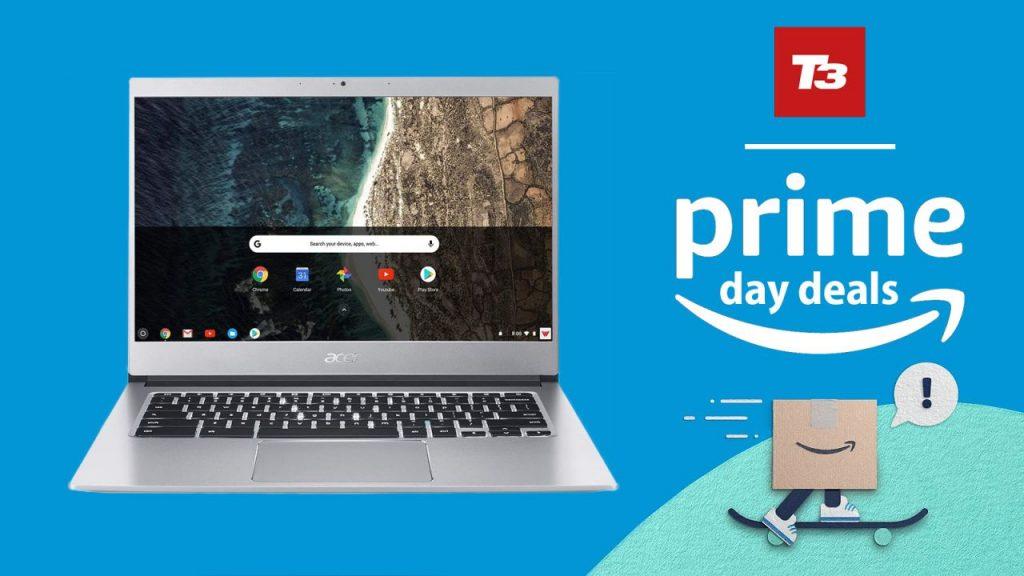 Laptops en Amazon Prime Day