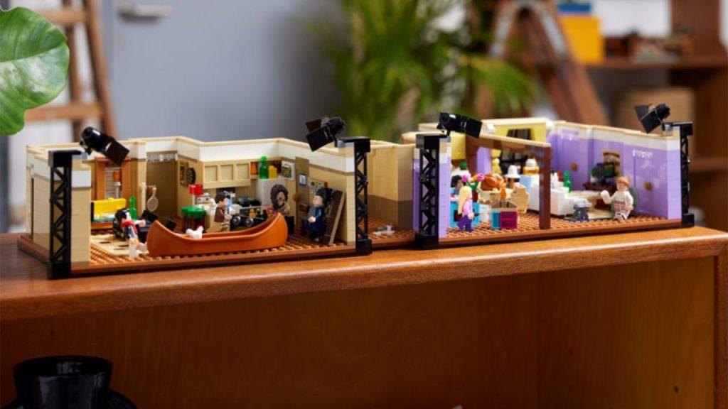 Lego Apartamentos de Friends