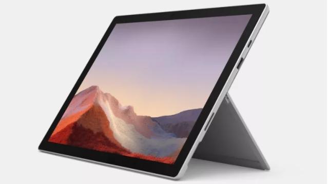 Microsoft Surface Pro 7 vs Samsung Galaxy Book Flex