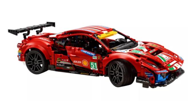 Lego Ferrari 488