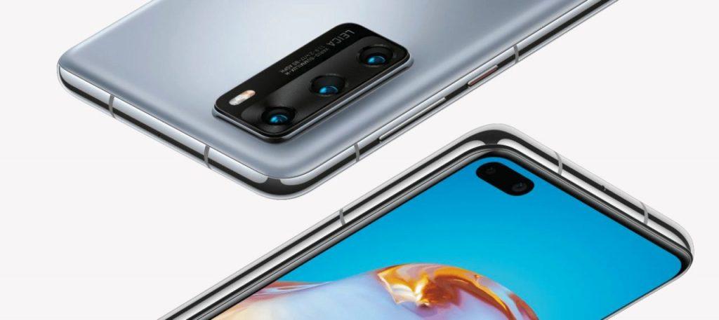 HarmonyOS en Huawei P50