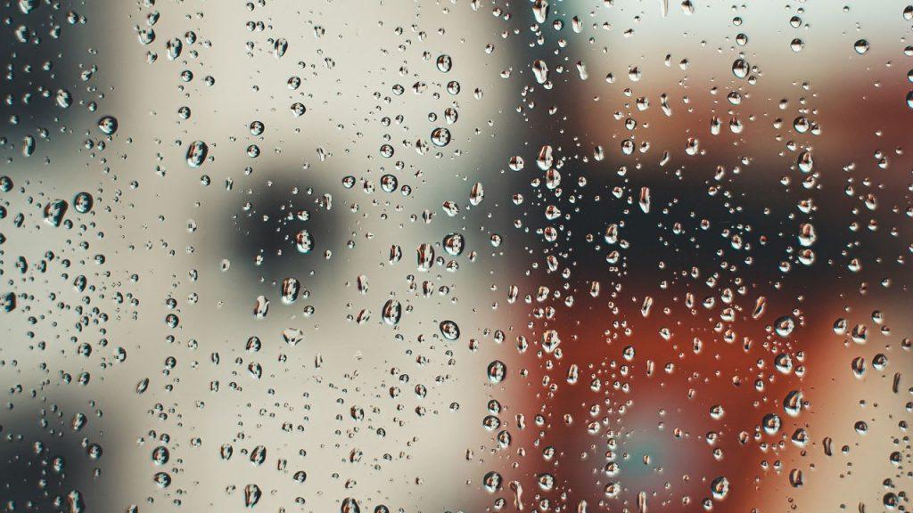 duermes mejor cuando llueve
