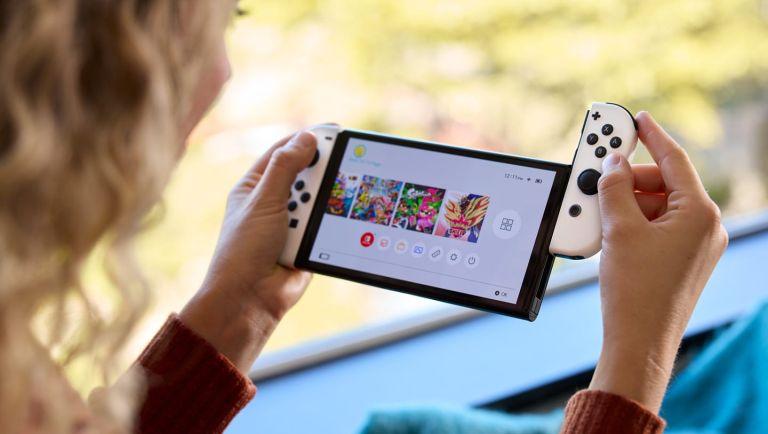 Nintendo Switch vs Nintendo Switch OLED