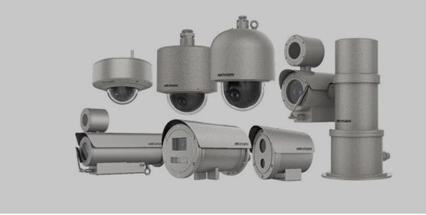cámaras antiexplosivas