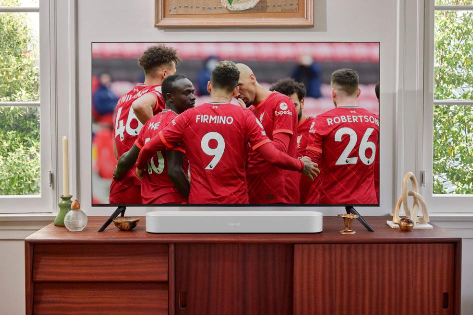 Sonos y el Liverpool FC