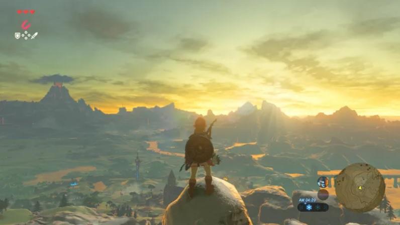 Zelda mejores juegos de Nintendo Switch