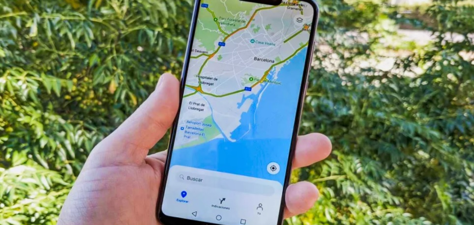 Google Maps Petal Maps