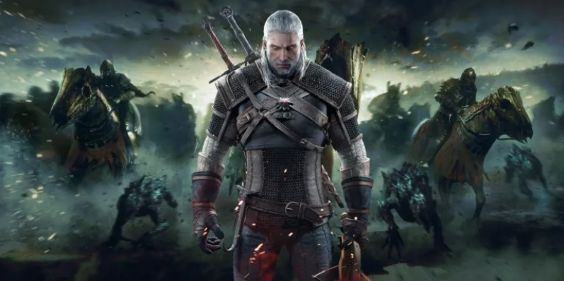 videojuegos The Witcher